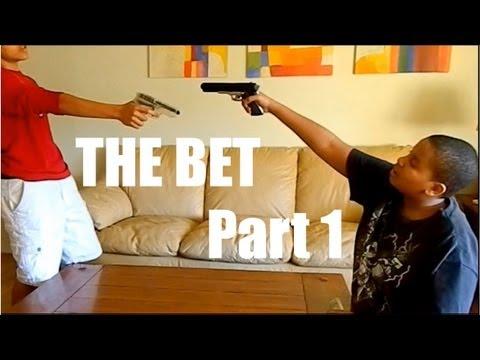 The Bet: Part 1 (Airsoft War)