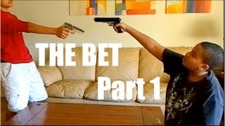 The Bet: Part 1 (Airsoft War)