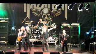 Nazareth- pt2 -Broken Down Angel with Dan McCafferty- 30.5.2015
