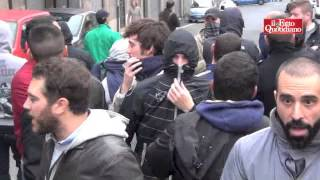 Priebke, fascisti contro attivisti centri sociali ad Albano Laziale