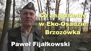 Co znajdziemy w Eko-Osadzie Brzozówka - Paweł Fijałkowski