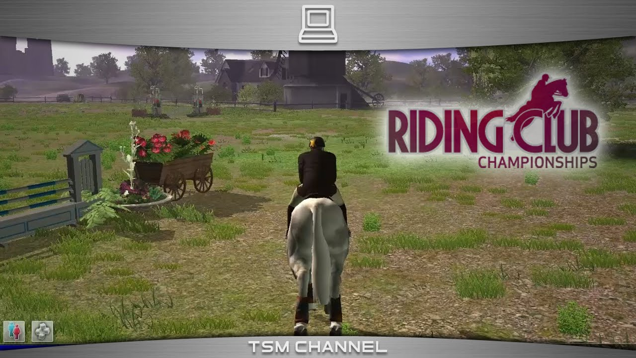 Riding Club Championships (part 10) (Horse Game) - YouTube