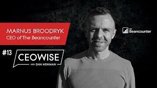 Entrepreneur Marnus Broodryk - CEOwise with Dan Newman #13