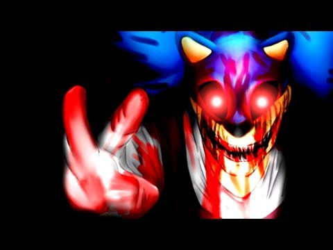HELP ME 2.EXE - SONIC.EXE IS HAUNTING MY PC AGAIN! [Sonic the Hedgehog Horror Game]