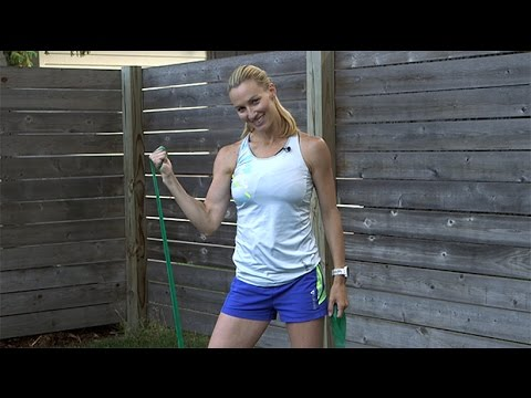 5 Minute TheraBand CLX Workout
