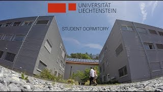 Living in the box: University of Liechtenstein, Student dormitory thumbnail
