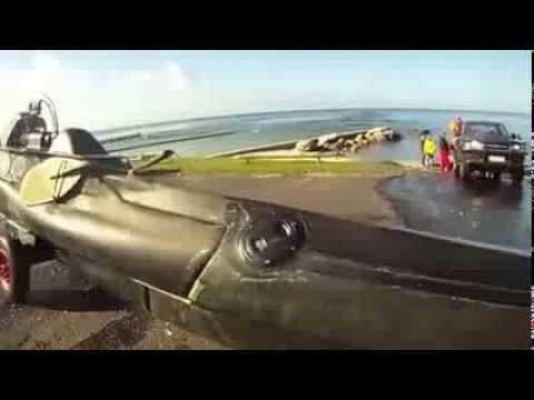 homemade kayak submarine