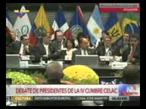 NOTICIERO BOLIVARIANA TELEVISION Venezuela propone implementar un Plan Anticrisis