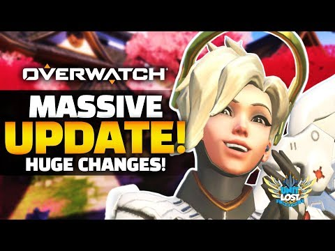 Overwatch - MASSIVE Game Update! - Huge Changes! thumbnail