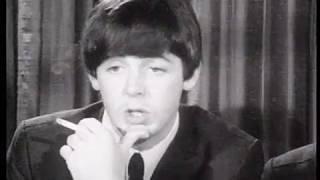 Uncut Beatles Sydney Press Conference