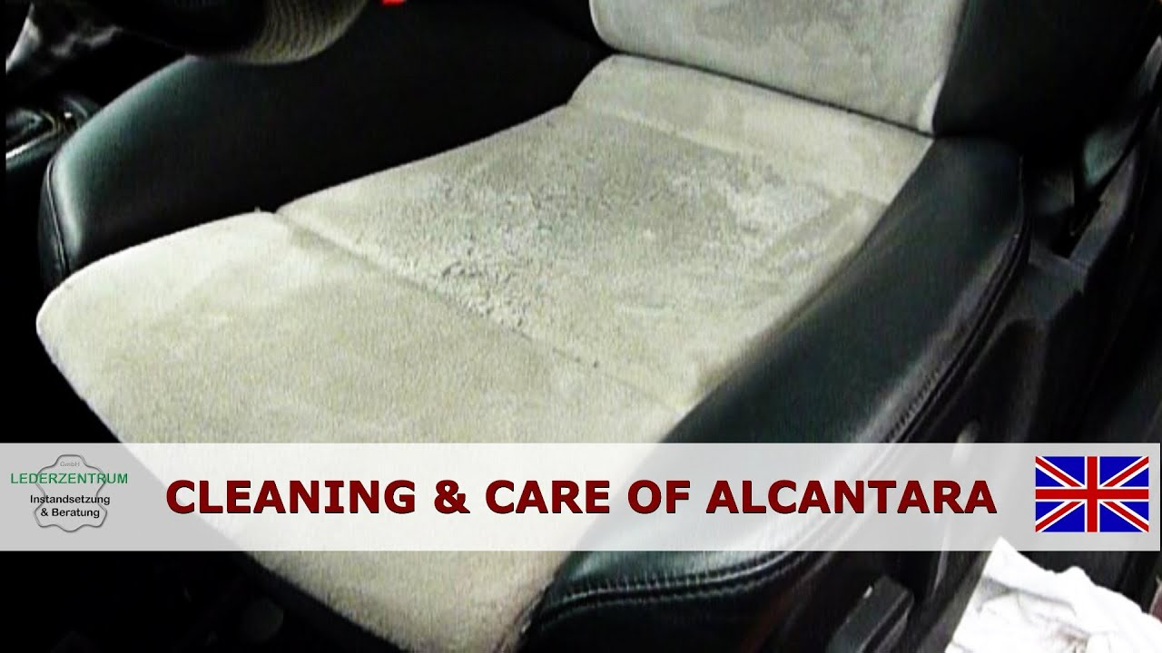How To Clean And Care Alcantara Www