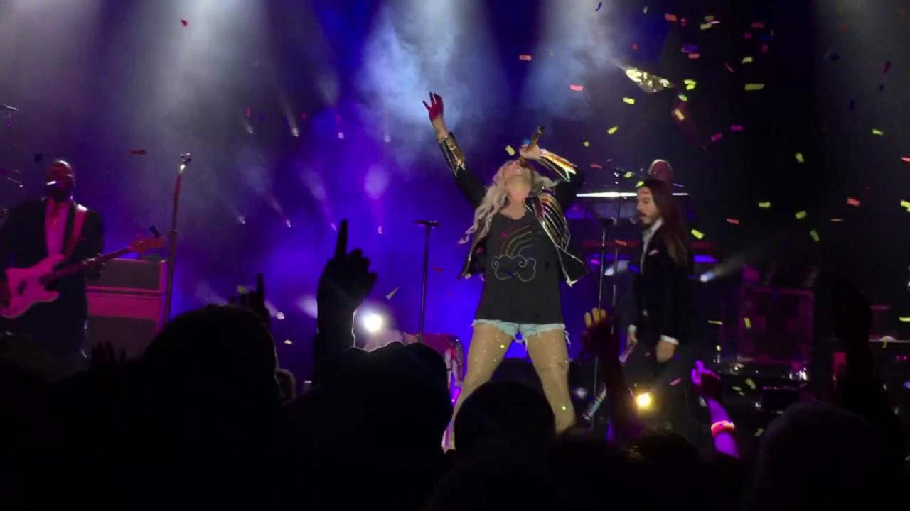 Kesha Rainbow Tour  October