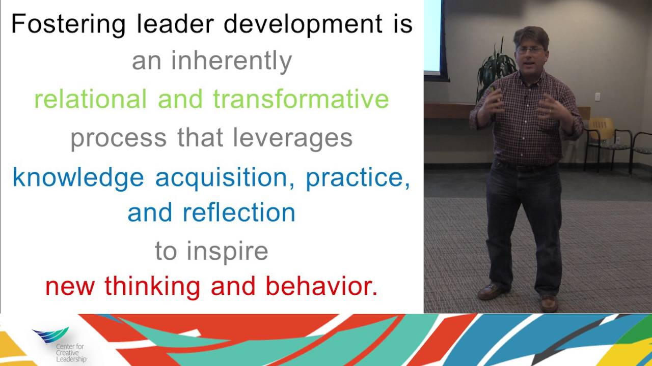 developin leaders Leadership is primarily learned by doing in this article, adapted from chapter 3 of bridgespan's nonprofit leadership development: what's your plan a for growing future leaders, we look at four steps you and your organization can take to help promising future leaders learn how to lead while on.