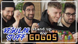Gogos - Das große Kindheitsspiel-Match! | Regular Stuff | Stand Up 44