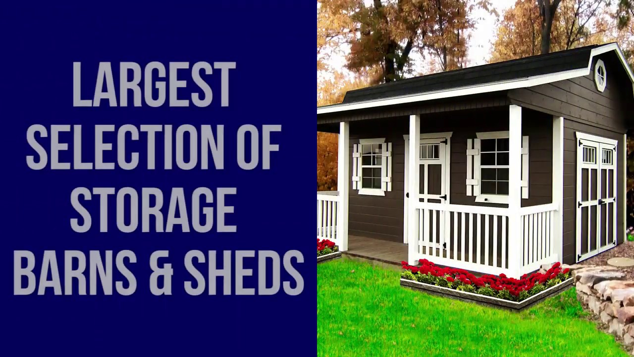 Backyard Barns And Sheds Ohio