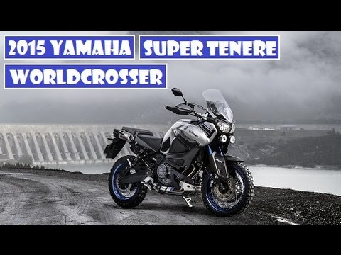 2015 Yamaha Super Tenere Worldcrosser Available At Dealers And Can Be Ordered Separately