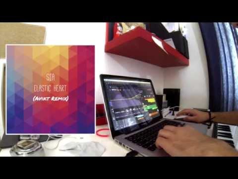 Sia - Elastic Heart (Avikt Remix) [Time...
