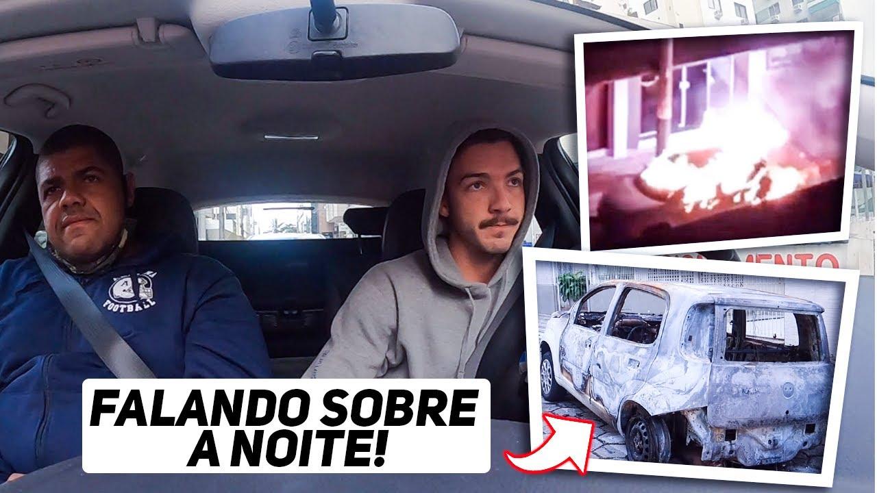 PAULÃO VIROU À NOITE TRABALHANDO NO CICLONE, RELATOU ALGUNS FATOS - DAILY VLOG 063#