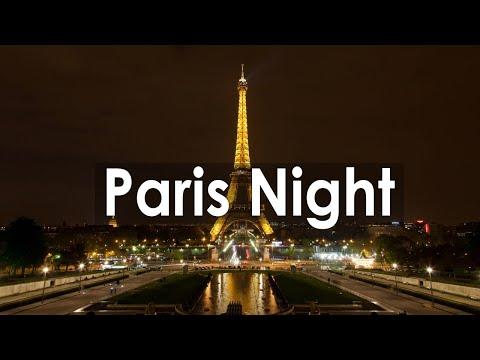 Paris Night Jazz - Smooth Saxophone JAZZ - Night Romantic JAZZ Music
