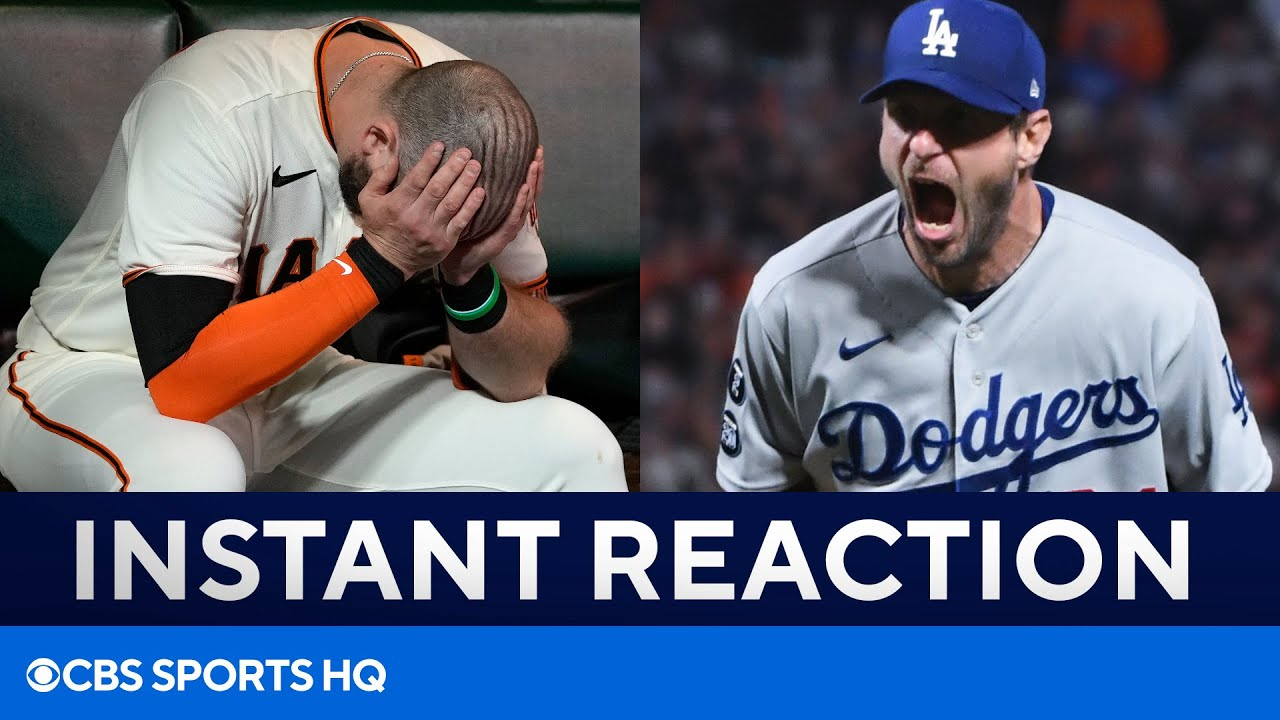 Takeaways from Dodgers' NLDS Game 5 win over Giants