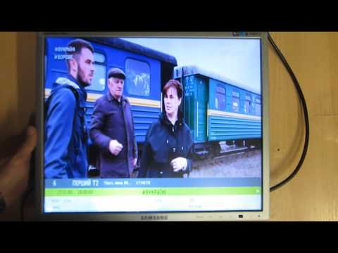 Переделка монитора в телевизор с DVB-T2 Samsung 943N