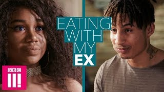 Our Relationship Was Toxic | Eating with My Ex: Savanna and Courtney