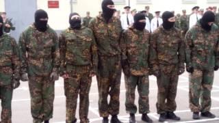 обучение спецназа отряд Витязь