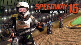 JESTEM ŻUŻLOWCEM!!! | FIM Speedway Grand Prix 15 #1 (w: Flarek, Mati)