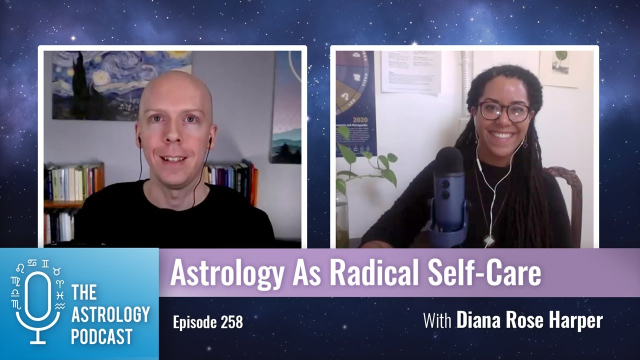 Download Astrology As Radical Self-Care, with Diana Rose Harper