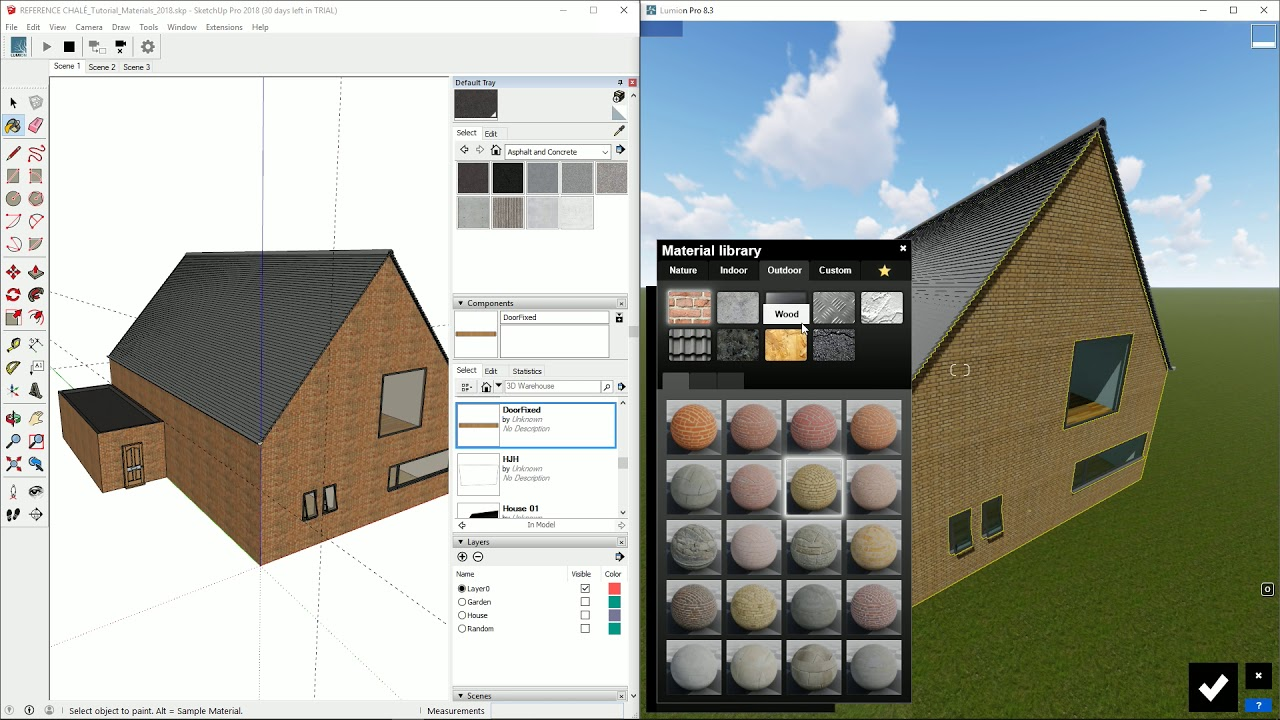 Lumion LiveSync for SketchUp | SketchUp Extension Warehouse