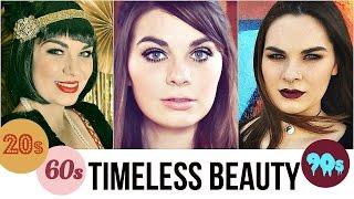 20s, 60s, 90s Makeup Tutorial // NYX FACE AWARDS ROUND 1