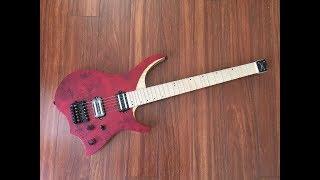 Baixar UNBIASED GEAR REVIEW - NK Headless 6-string Guitar
