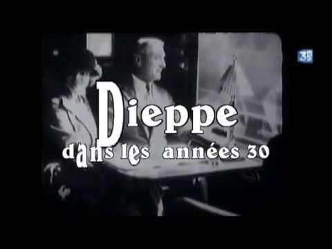 Port de Dieppe dans les années 30