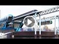 SkyWay   инновационные технологии траспорта