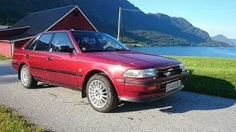 Toyota Carina II ST171 walk around!