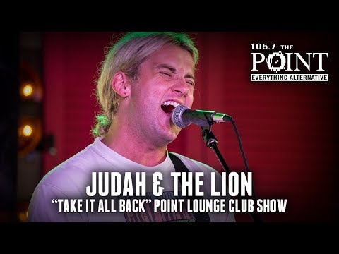 Judah & the Lion - Take It All Back [LIVE] Point Lounge Performance