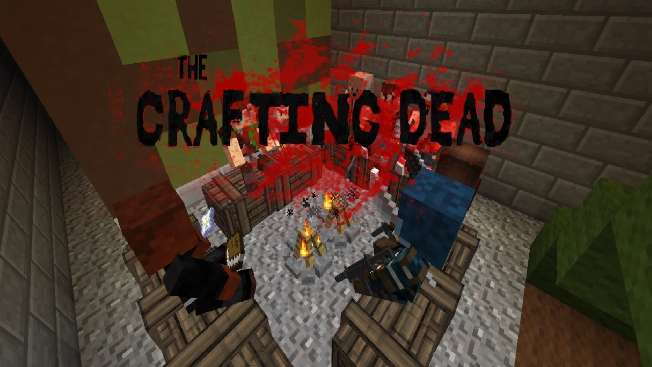Crafting dead campfire stories s17 ep 1 youtube for The crafting dead ep 1