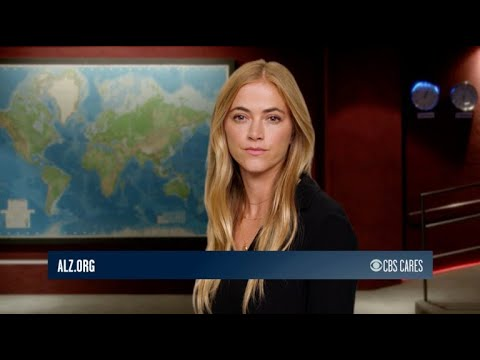 CBS Cares - Emily Wickersham on Alzheimer's Disease
