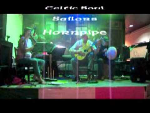 Tony Becker with Celtic Soul  Sailors Hornpipe
