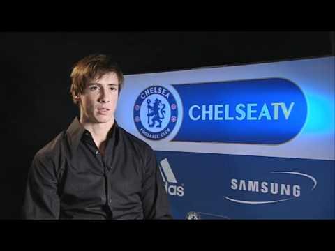 Chelsea FC - Exclusive Torres Interview