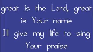 Great is the Lord - Starfield