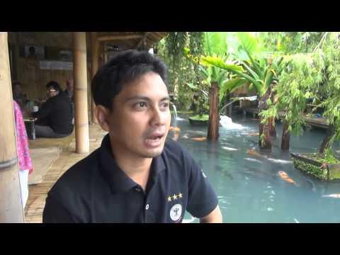 NET12 - Libur Akhir Tahun Bersama Ikan Koi - Malang