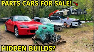 Preparing All Our Builds For Sale Part 8!!!
