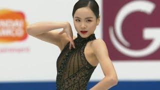 Eunsoo LIM (KOR) Any program at the world figure skating Championship in Japan 2019