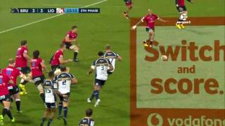 ROUND 12 HIGHLIGHTS: Brumbies v Lions