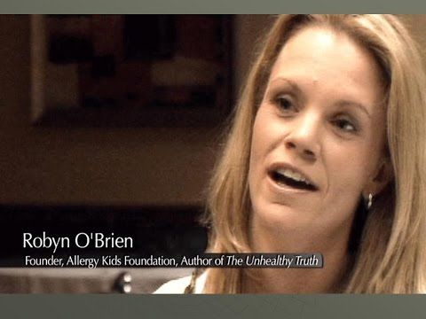 Robyn O'Brien:The Truth About GMO's And Your Food