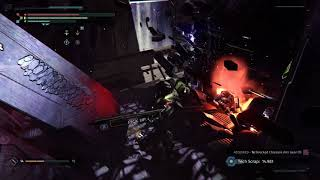 The Surge - 14 Research & Development (after Board) 02 The hidden enemies - Chrystalis, Carmina