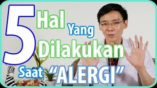 FAQ Eps. 38 Alergi Obat #2: Pencegahan alergi obat.