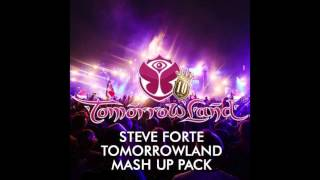 Yeah Yeah Yeahs & A-Trak vs  FTampa & Kenneth G - 97 Heads Will Roll (Steve Forte Mashup)