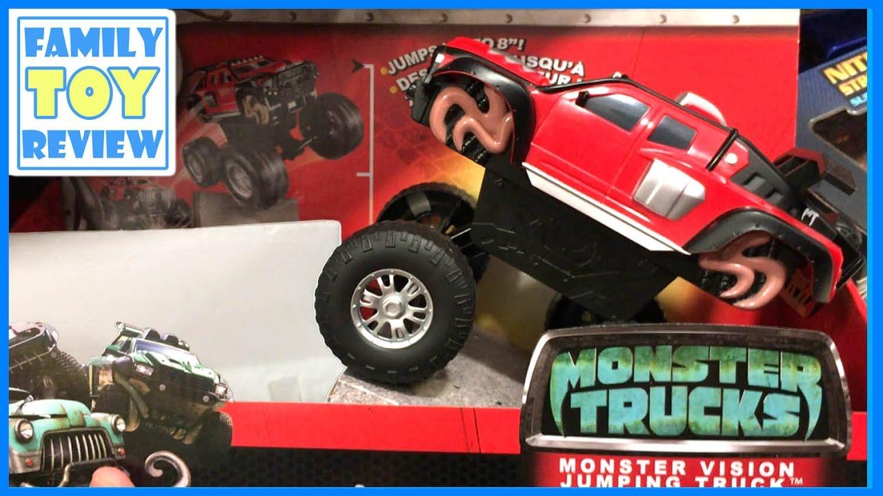 Monster Trucks Movie Toys Official Movie Toys Paramount Nickelodeon Movie Toys Monster Trucks Youtube